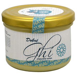 Chlorella Centrum Ghí - přepuštěné máslo 220 ml