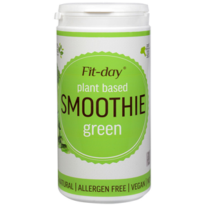 FIT-DAY FIT-DAY Plant based smoothie Green 600 g