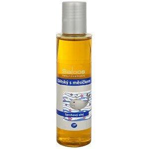 Saloos Sprchový olej - Dětský s měsíčkovým extraktem 125 ml