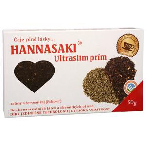 Phoenix Division Hannasaki Ultraslim Prim směs zeleného a červeného čaje 50 g