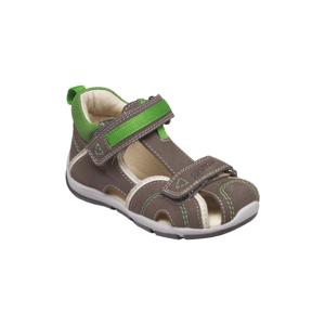 SANTÉ Zdravotní obuv dětská SK/333 khaki-green 24