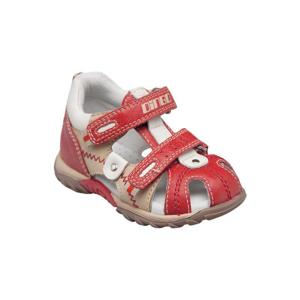 SANTÉ Zdravotní obuv dětská MY/688 červená 24