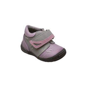 SANTÉ Zdravotní obuv dětská N/ROMA/101/19/76/56 fialová 28