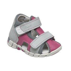 SANTÉ Zdravotní obuv dětská N/810/401/S15/S45 růžová 30