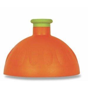 R&B Zdravá lahev víčko/zátka Víčko oranžové/zátka zelená tyrkys