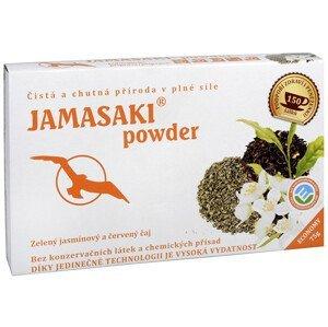 Phoenix Division Jamasaki powder zelený jasmínový a červený čaj 75 g