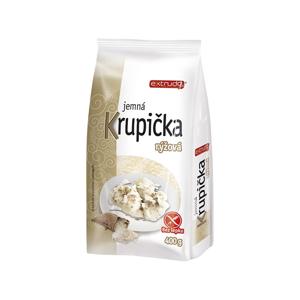 EXTRUDO Krupička jemná rýžová 400 g