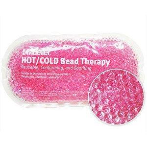 Mueller Mueller Hot/Cold Bead - Chladivý/hřejivý sáček s gelovými kuličkami Růžový