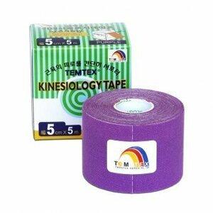 TEMTEX Tejp. TEMTEX kinesio tape 5 cm x 5 m Fialová