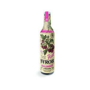 Kitl Kitl Syrob Malinový s dužinou 500ml - sirup pro přípravu domácích limonád