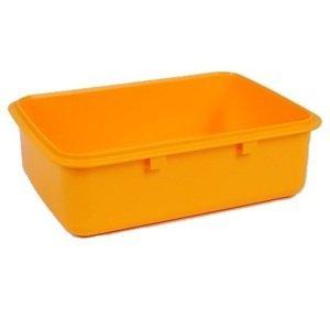 RaB box zdravá sváča miska žlutá