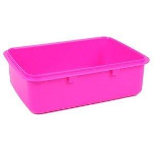 RaB box zdravá sváča miska fialová Fluo