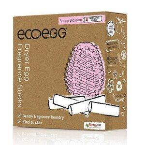 Ecoegg náhradní tyčinky do sušícího vajíčka s vůní jarních květů 4 ks