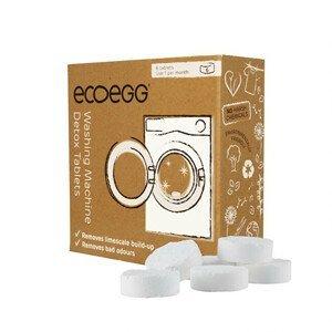 Ecoegg Čisticí tablety do pračky Detox 6 ks