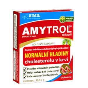 Aimil Power of Ayurveda AmytrolEU 60 kapslí
