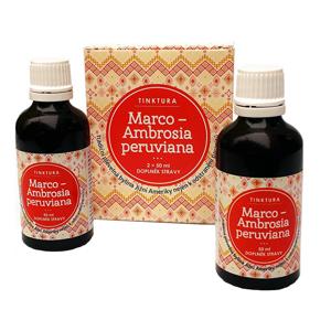 Dr. CLARK Marco - Ambrosia peruviana bylinná tinktura 2 x 50 ml