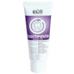 Eco Cosmetics Zubní pasta s černuchou BIO bez fluoru 75 ml