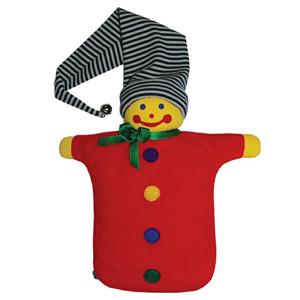 Hugo-Frosch Dětský termofor Eco Junior Comfort - Maňášek