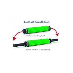 Thera-Band Cestovní masážní váleček Roller zelený