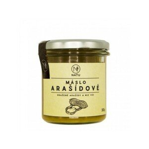 Natu Arašídové máslo pražené 300 g