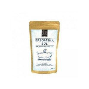 Natu Epsomská sůl 100% 500 g