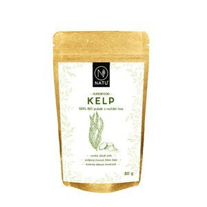 Natu Kelp BIO prášek 80 g