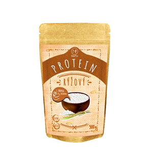 Natu Rýžový protein BIO 500 g