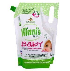 Winni´s Lavatrice Baby hypoalergenní prací gel s aviváží a jemnou vůní pro miminka a děti 800 ml