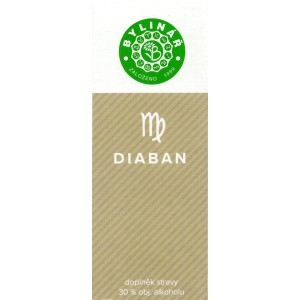 Bylinář Diaban 50 ml