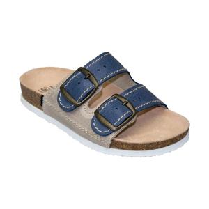 SANTÉ Zdravotní obuv dětská D/203/86/S12/BP modrá (vel. 31-35) 33