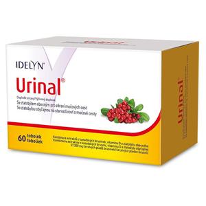 Idelyn Urinal se zlatobýlem 60 tob.