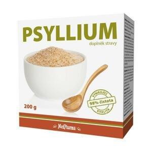 MedPharma Psyllium – rozpustná vláknina 200 g