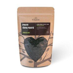 Vitalvibe Spirulina křupavá pikantní 125 g