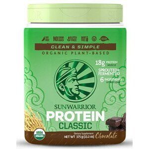 Sunwarrior Protein Classic čokoládový 750 g