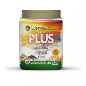 Sunwarrior Protein Plus BIO natural 375 g