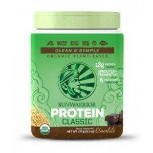 Sunwarrior Protein Classic čokoládový 375 g