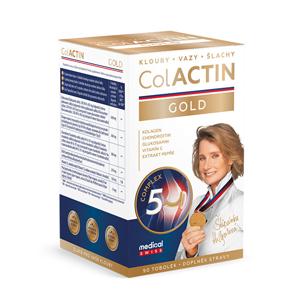 Clinex ColActin GOLD, 90 tobolek