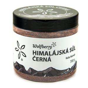 Wolfberry Himalájská sůl černá KALA NAMAK 700 g