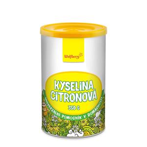 Wolfberry Kyselina citronová 350 g