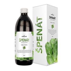 Nef de Santé Špenát - 100% šťava ze špenátu 500 ml