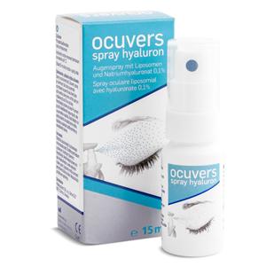 Ocuvers Spray hyaluron oční sprej 15 ml