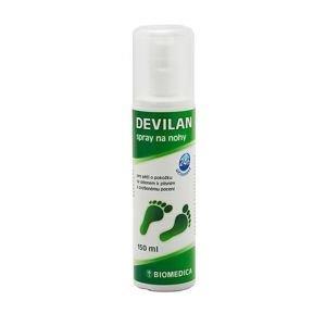 Biomedica Devilan spray na nohy 150 ml