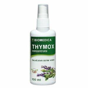 Biomedica Thymox concentrate - šalvějová ústní voda 100 ml