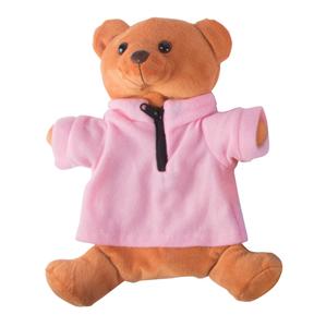 BeautyRelax Termofor v plyšové hračce BR-440V1 Růžový medvídek
