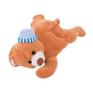 BeautyRelax Termofor v plyšové hračce BR-445H Hnědý medvídek