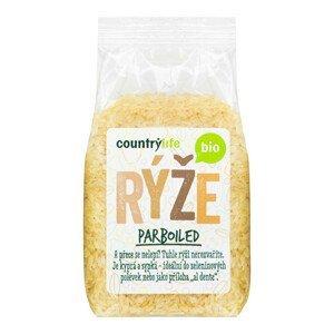 Country Life Rýže parboiled BIO 0,5 kg