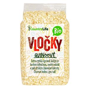 Country Life Vločky quinoové BIO 250g