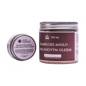 Zahir Cosmetics Bambucké máslo s arganovým olejem 25 ml