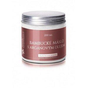 Zahir Cosmetics Bambucké máslo s arganovým olejem 200 ml
