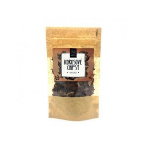 Natu Kokosové chipsy kakao BIO 70 g